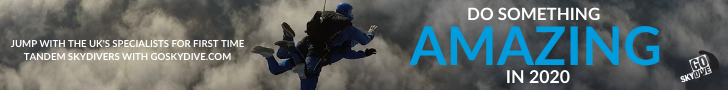 Go Skydive Advert
